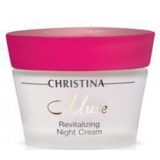 Восстанавливающий ночной крем Muse Revitalizing Night Cream Christina (Израиль)